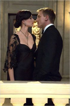 Casino Royale : photo Daniel Craig, Eva Green,