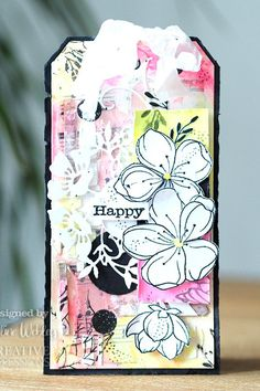 The NEW Creative Expressions Paper Cuts Edgers allows you to make the look of hand-cut paper creating great edge images.