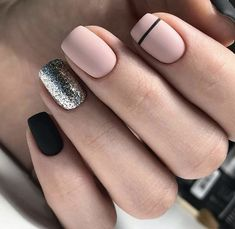 outstanding classy nail designs ideas for your ravishing look 14 Free pattern and Tutori. : outstanding classy nail designs ideas for your ravishing look 14 Classy Nails, Stylish Nails, Simple Nails, Trendy Nails, Almond Acrylic Nails, Cute Acrylic Nails, Cute Nails, Fancy Nails, Classy Nail Designs