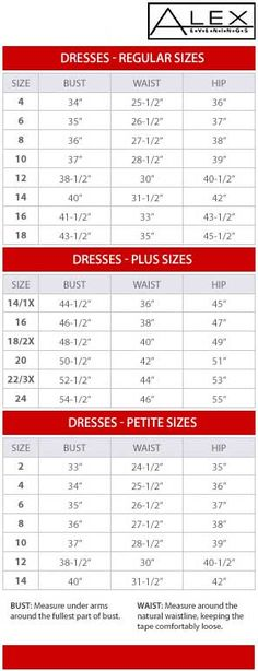 Jones new york collection plus size chart via macys different than