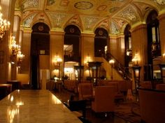 Palmer House Hilton Hotel, Chicago    from Yelp