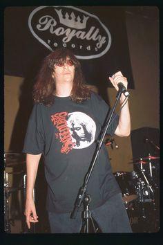Joey Ramone @ CMJ 1997