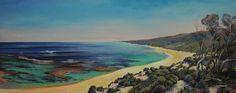 Seascape Landscape - Jacqui Garrett-Brown - Yallingup
