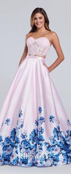 5f688d523d6 EW117070. Strapless Prom DressesProm ...