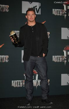 Channing Tatum 23rd Annual MTV Movie Awards at Nokia Theatre L.A. Live http://www.icelebz.com/events/23rd_annual_mtv_movie_awards_at_nokia_theatre_l_a_live/photo22.html