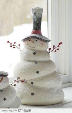 снеговик на Stylowi.pl