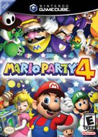 Player's Choice Video Games. Mario Party 4 (Gamecube)