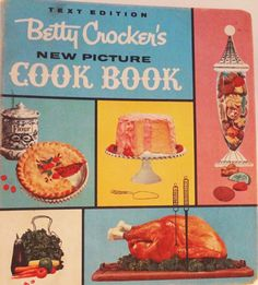 My first cookbook from my Bridal Shower 45 years ago.  The cover has fallen off and I still keep it because of so many good recipes.  Try the strawberry shortcake. Yum!!!