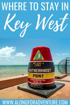 Key West, Florida is a Caribbean paradise without leaving the US! Stay at this downtown hotel to be within walking distance of all the best Key West things to do. #keywest #florida #floridatravel #floridakeys #travelblog Florida Travel Guide, Usa Travel Guide, Travel Usa, Travel Guides, Solo Travel, Travel Tips, Key West Florida, Florida Usa, Usa Cities