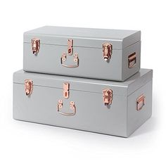 Beautify Gray Vintage-Style Steel Storage Trunk Set with ... https://smile.amazon.com/dp/B01MA1ONFD/ref=cm_sw_r_pi_dp_x_Yy0Xyb6E37TKJ