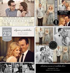 Save-The-Dates-Wedding-Paper-Divas