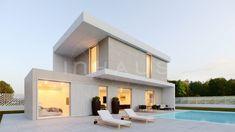 Casa modular de hormigón modelo Roquetes 4D 2P 2.186 was last modified: octubre 5th, 2017 by Nuria Contreras