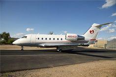 Challenger 604, Precision Plus Upgrade, Wi-Fi GoGo Biz Internet, CAMP #bizav #aircraftforsale