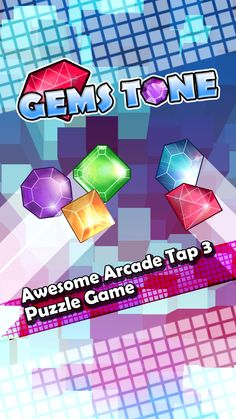 Play Gems Stone 3 in a Row Jewels Game on Gazuma.com Portal Website, Game Title, Mobile Web, Web Browser, Arcade, Gems, Jewels, Play, Stone