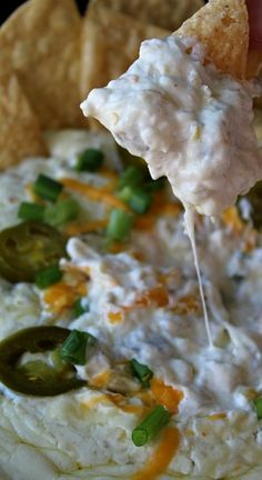 Jalapeno Cream Cheese Dip