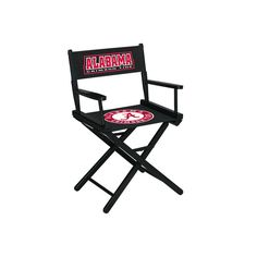 Need a lucky game day chair?  Come and grab this Alabama Crimson Tide director's chair.  Looks sleek too!