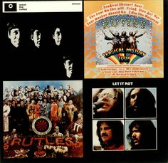 For Sale - The Rutles The Rutles UK  vinyl LP album (LP record) - See this and 250,000 other rare & vintage vinyl records, singles, LPs & CDs at http://eil.com