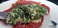 Blogul lui Cătă: Spanac cu smantana si branza gouda Keto Regime, Lard, Gouda, Mets, C'est Bon, Quiche, Low Carb, Breakfast, Blog