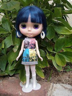 Blythe Doll Art Attack