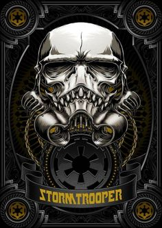 Death Side Series: Darth Vader & Shadow Stormtrooper by Charles AP - Star Wars Stormtroopers - Ideas of Star Wars Stormtroopers - Death Side Series : Darth Vader & Shadow Stormtrooper by Charles AP via Behance Star Wars Fan Art, Stormtroopers, Patrick Seymour, Gravure Laser, Darth Vader, Star Wars Images, Mundo Comic, Star Wars Tattoo, Star Wars Wallpaper