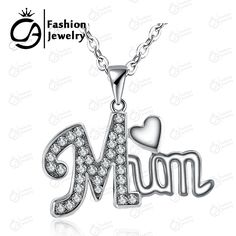 Mother Day Heart Pendant Necklace //Price: $10.99 & FREE Shipping //     #accessories #necklaces #pendants #earrings #rings #bracelets    FREE Shipping Worldwide     Get it here ---> https://www.myladyempire.com/mother-day-heart-pendant-necklace/