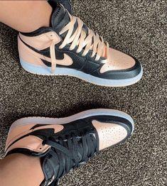 (no text)(no text) Jordan Shoes Girls, Girls Shoes, Cute Sneakers, Shoes Sneakers, Shoes Men, Timberland Heels, Timberland Outfits, Timberland Fashion, Air Jordan