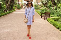 La Mamounia Morocco Fashion Travel Blog Blogger Jetset Fashionista H&M Quay Tods Givenchy