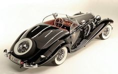 1936 Mercedes Benz 540K Special Roadster is one of the most expensive cars ever sold, but how much did it sell for? #spon - You will be amazed!