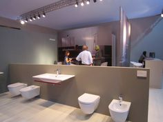 GSI's stand at ACETECH 2013