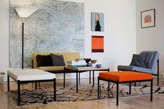 """Artek; """"Furniture is so much more than just superficial trends. We live it for decades!"""" Kiki by Ilmari Tapiovaara - 1960's Photo: Mikko Ryhänen"""