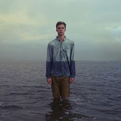 Beautiful Self Portrait Photography by Joeri Bosma: