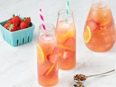 Summer cocktails that are (super) light on the sugar