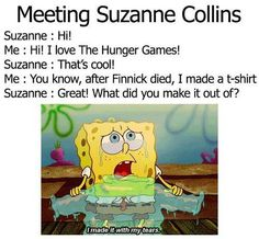 Finnick's death scarred me emotionally......