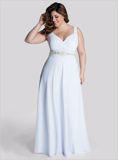 plus size wedding dresses for perfect style .