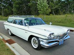1960 Dodge Matador Station Wagon Maintenance/restoration of old/vintage vehicles: the material for new cogs/casters/gears/pads could be cast polyamide which I (Cast polyamide) can produce. My contact: tatjana.alic@windowslive.com
