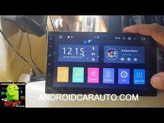 FUNCIONAMIENTO NAVEGADOR GPS COCHE ANDROID 7 1 QUADCORE 2 GB RAM 16 GB ROM