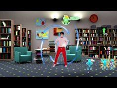 Just Dance Kids 2014 Shout 3 stars Xbox 360 - YouTube