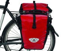 ¡Chollo! Vaude Aqua Back – 2 Bolsas laterales (alforjas) para bicicleta (37 x 33 x 19 cm), color verde por 58 euros.