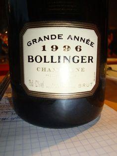 Bollinger - Grand Annee 1996