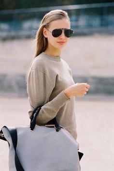 Vanessa Jackman: Paris Fashion Week SS 2014....Elisabeth