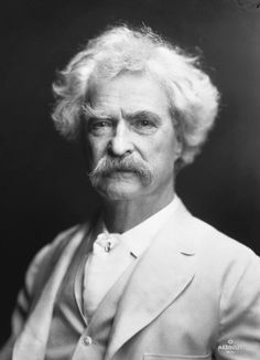 "pbsthisdayinhistory:  FEB. 3, 1863:   SAMUEL CLEMENS USES MARK TWAIN PSEUDONYM  On this day in 1863, writer and humorist Samuel Langhorne Clemens used the pen name ""Mark Twain"" for the first time."