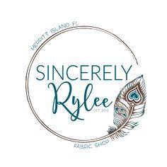 Sincerely Rylee
