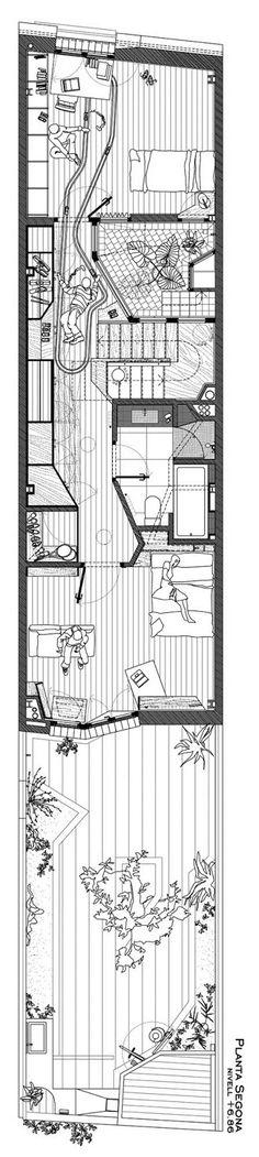 arquitectures234: Flores&Prats: 'la disciplina de l'existent' [equipament de barri adaptable III]