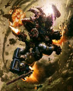 Post with 2699 votes and 85985 views. Shared by My Ultimate wallpaper dump Warhammer 40k Figures, Warhammer Art, Warhammer Fantasy, Warhammer 40000, Warhammer Armies, Orks 40k, Game Workshop, The Grim, Space Marine