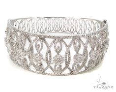 You deserve only the best quality Diamond Bangle Bracelets found here at TraxNYC. Treat yourself to luxurious diamonds found only here at TraxNYC.To see more items like this one visit our Diamond Bangle Bracelets collection. Have you ever thought about creating your own Custom Jewelry