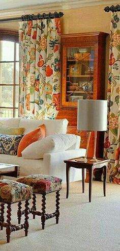 Orange Home Decor House
