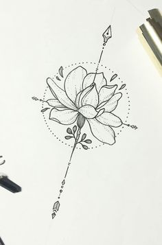 There is such a vast array of tattoo options. In this article, however, we are going to focus on the beautiful and meaningful compass tattoo. tattoo ▷ 1001 ideas for a beautiful and meaningful compass tattoo Arrow Tattoos, Forearm Tattoos, Rose Tattoos, Body Art Tattoos, New Tattoos, Tatoos, Trendy Tattoos, Small Tattoos, Kreis Tattoo