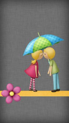 Funny Iphone Wallpaper, Love Wallpaper, Cellphone Wallpaper, Rain Wallpapers, Pretty Wallpapers, Wallpaper Backgrounds, Cute Love Pictures, Diy And Crafts, Clip Art