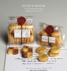 Nunu's House - Tanaka Tomo (handmade miniatures 1/12) - Apr 2010