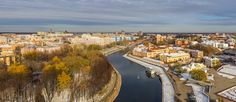 Flying over the Golden Ring of Russia, Ivanovo - AirPano.com • 360° Aerial Panorama • 3D Virtual Tours Around the World